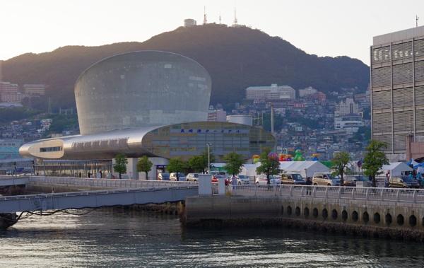 JAPAN - Nagasaki Sea-Port by PentaxBro