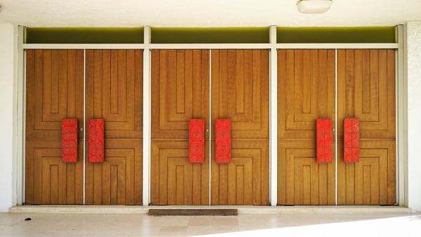 Church doors by tonycullen