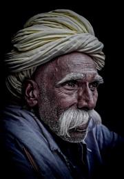 The pride of Rajasthani men.......