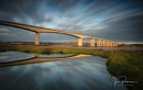 Orwell Bridge by ianrobinson