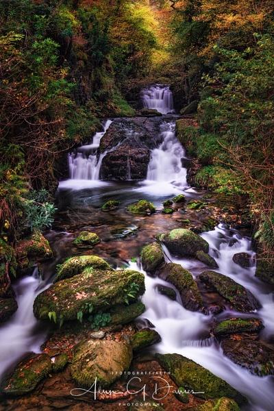 Watersmeet by Tynnwrlluniau