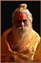 A Sadhu (holy man) by debu