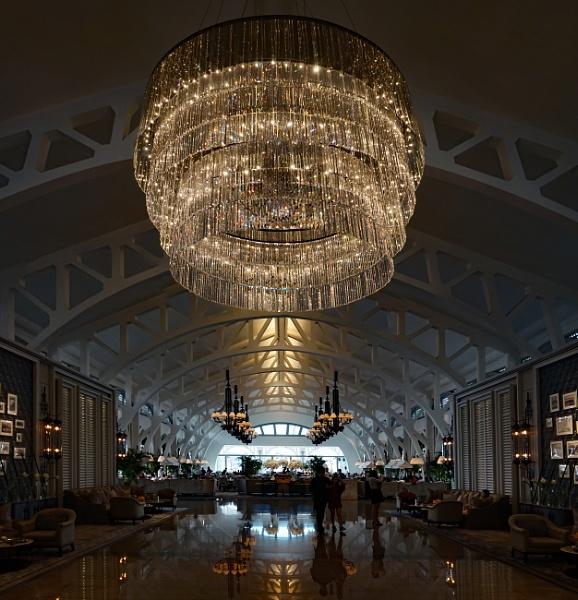 Fullerton Bay Hotel Singapore by StevenBest