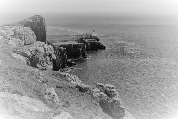 Neist Point Lighthouse on Skye by DanfromScotland