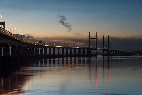 Gateway to Wales by DarylH