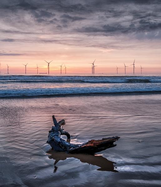 Redcar wind farm 4