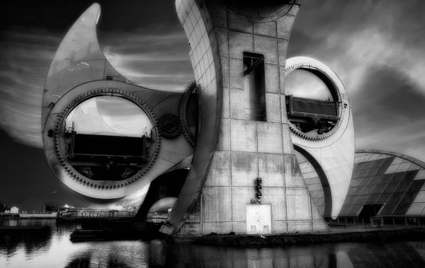 Falkirk Wheel by Mike43