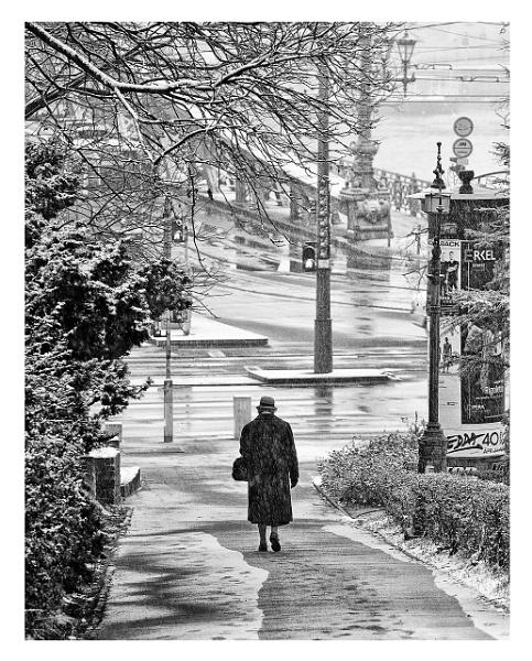 Slippery Slope ... by woodlark
