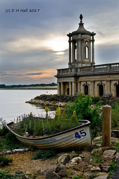 Normanton Church (Rutland Water) by dhandjh