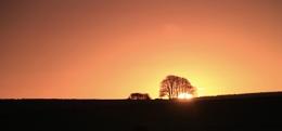 Avebury sun rise