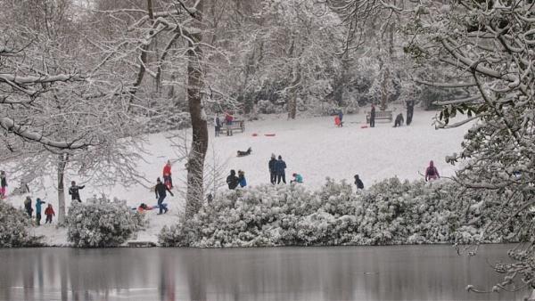 Winter Park. by victorburnside
