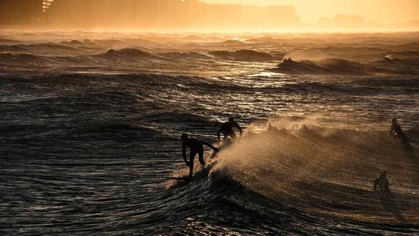 Dusk Surfing - SET by Drummerdelight