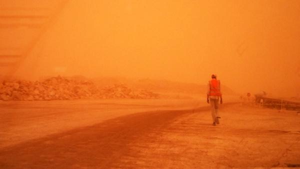 in a Sandstorm by Savvas511