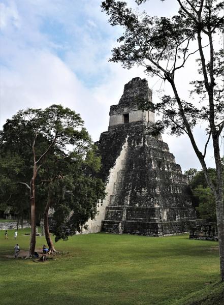 Temple of the Great Jaguar by pedromontes