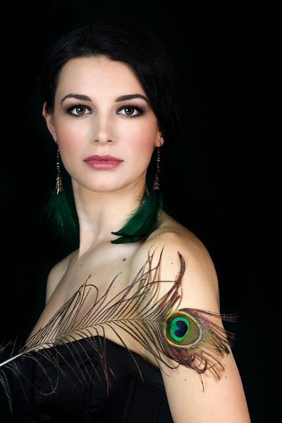 the green eye by Rucsandra