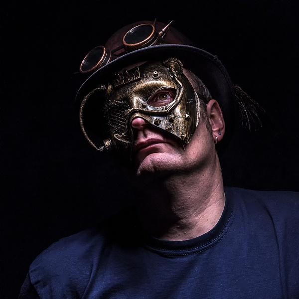 The Mask by photographerjoe
