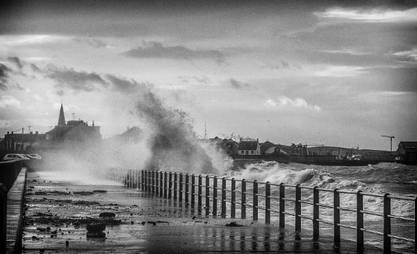 Storm debris by Sue_R