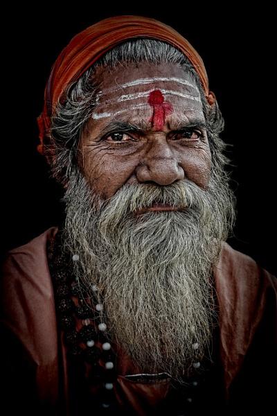 Namaste.......peace & serenity by sawsengee