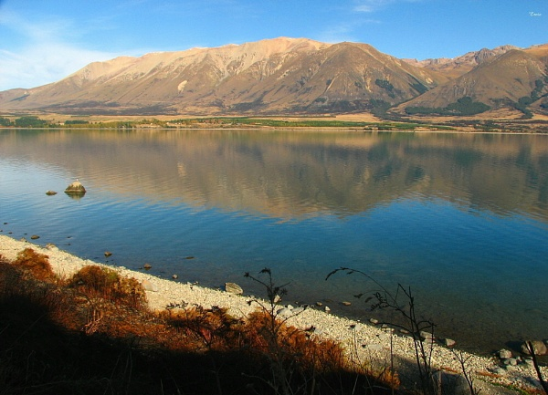 Lake Ohau 21 by DevilsAdvocate