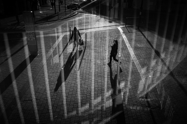 Saturday Shadows VII by optik
