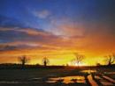 Sunrise in Farlington by mymindseye