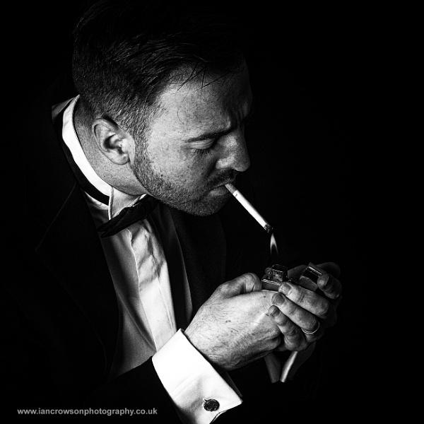 Killer Smoke by iancrowson