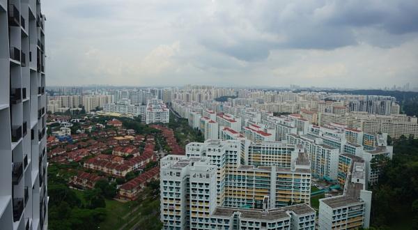Singapore Heartlands by StevenBest