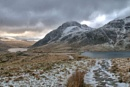 Snowdonia mountains by soulsharer