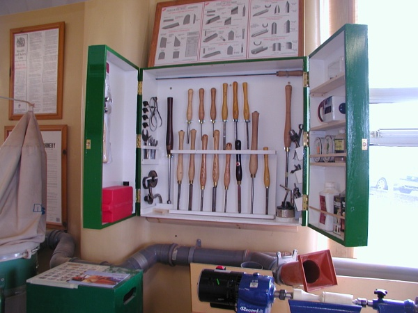 tool cabinet made my self by williamsloan