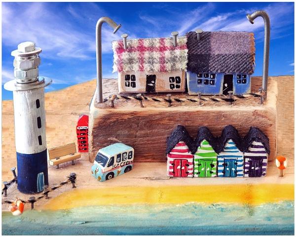 Seaside Hamlet by mac