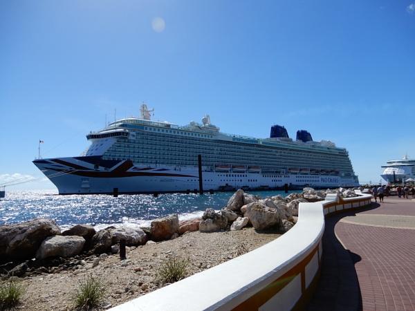 Britannia at Curacao