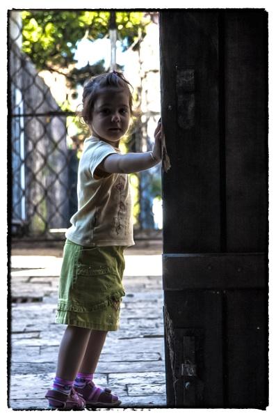 On the door by nklakor