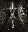 alleyway by mogobiker