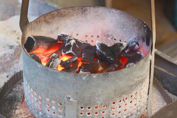 Heating by SHR