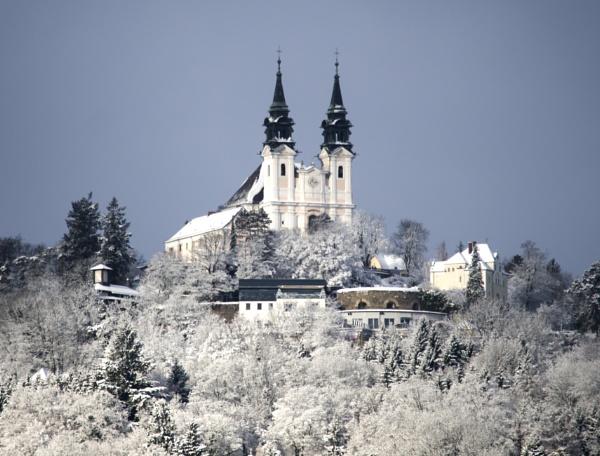 Pöstlingberg Basilica by FotoDen