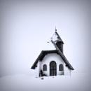 Pralongia Chapel by Leedslass1
