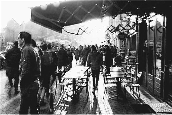 Streettrip: Amsterdam -6- by Moss_Garden