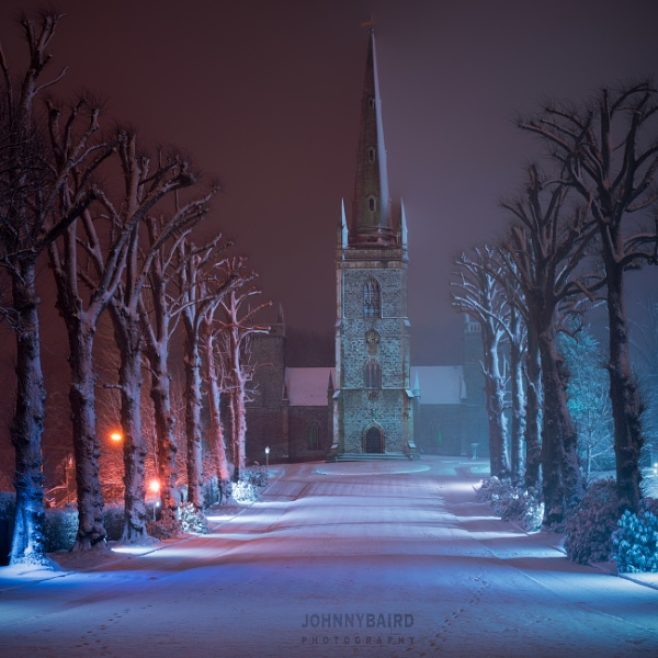 Hillsborough Parish Church by Johnnybairdphotography