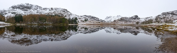 Blea Tarn Panorama by AntHolloway