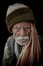 Oldman of Rishikesh by sawsengee