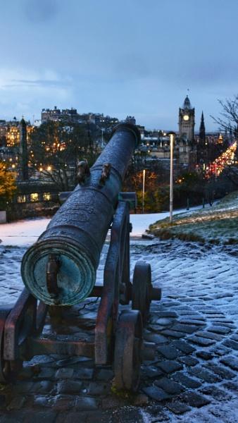 Edinburgh by mmart