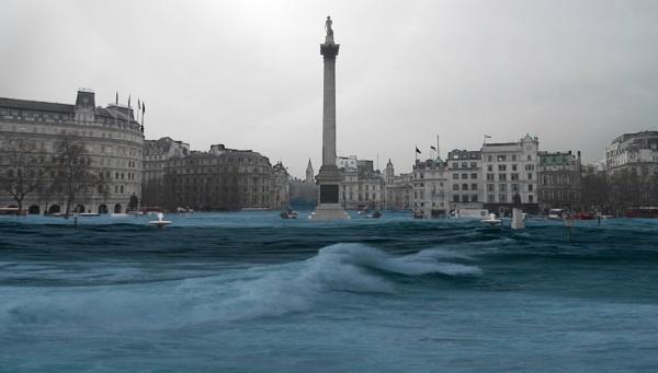 The Flood by nclark
