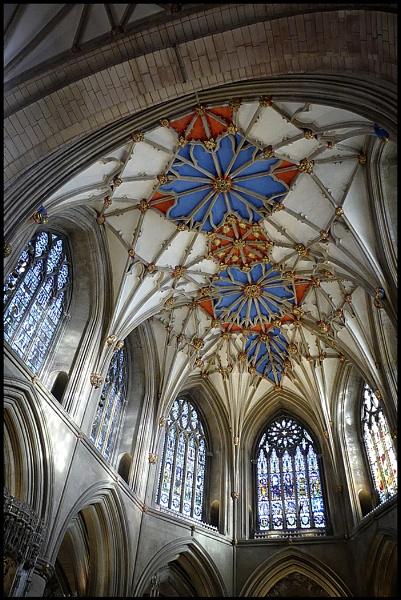 Tewkesbury Abbey Ceiling