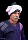 Holy man from Ahmedabad by debu