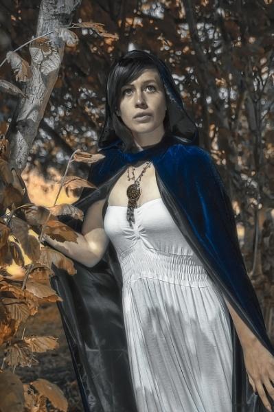 Helen - Infrared Portrait