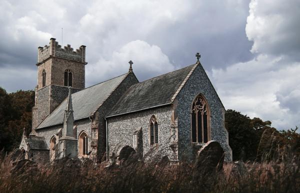 Church - Infrared