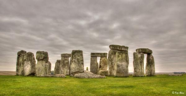 Stonehenge by kaz1