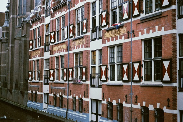 Amsterdam by wildebassman