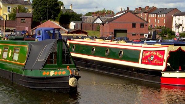 Severn Boats by ddolfelin