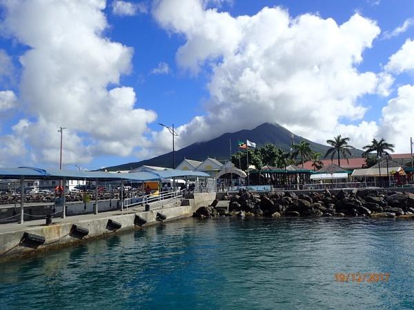 Nevis Port by voyger1010